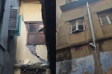 Minister Tapas Roy Asked to Vacate House After Cracks in Buildings at Kolkata's Bowbazar Lead to Panic