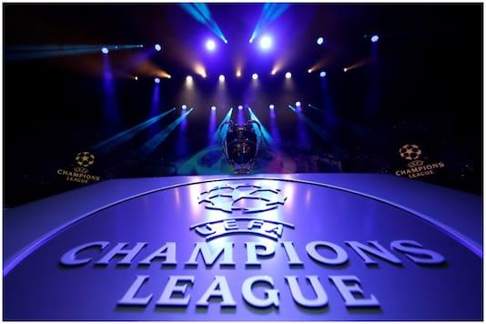 Champions League (Photo Credit: Reuters)
