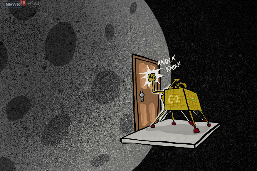'Terrifying' 15 Minutes Await Chandrayaan-2 as India's Ambitious Moon Mission Looks to Create History Tonight