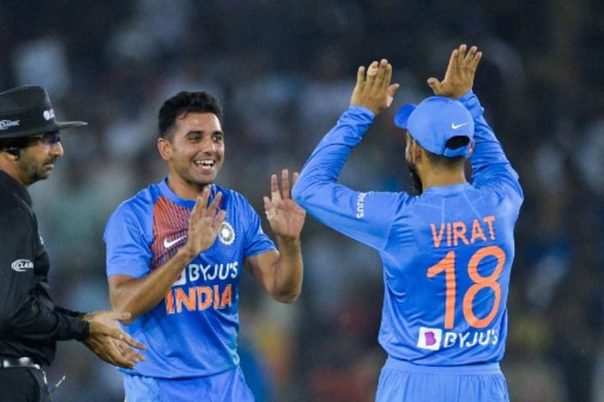 In Pics, India vs South Africa Second T20I in Mohali