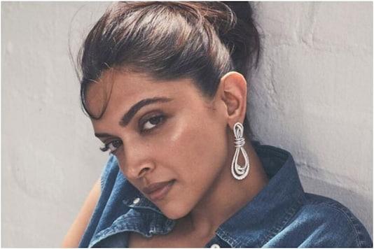 Image of Deepika Padukone, courtesy of Instagram