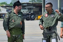 Both Fought Pak: IAF Chief's Candid Revelation After Flying Sortie With Abhinandan Varthaman