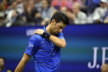 Defending US Open Champion Novak Djokovic Retires After Dropping Two Sets Against Stan Wawrinka