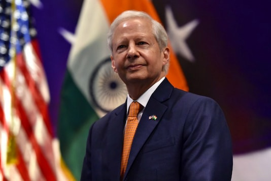 File photo of US Ambassador to India Kenneth Juster.