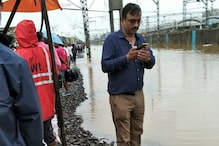 16 Hours on Foot: Railway Engineer Braved Rains, Floodwater to Keep Trains Running in Mumbai