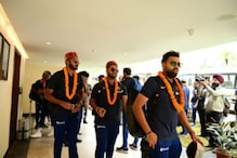 India Arrive in Dharamsala Ahead of First T20I against South Africa