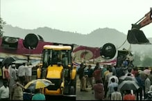 21 Dead as Packed Luxury Bus Overturns in Gujarat Dist Due to Heavy Rains; Modi, Shah Express Grief