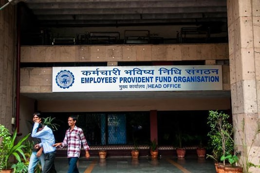 The head office of Employees' Provident Fund Organisation. (Image for representation)