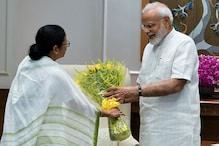 Mamata Banerjee Meets PM Narendra Modi in New Delhi