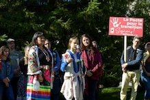 Teenage Activist Greta Thunberg Marches in Montreal for Global Climate Change Protests