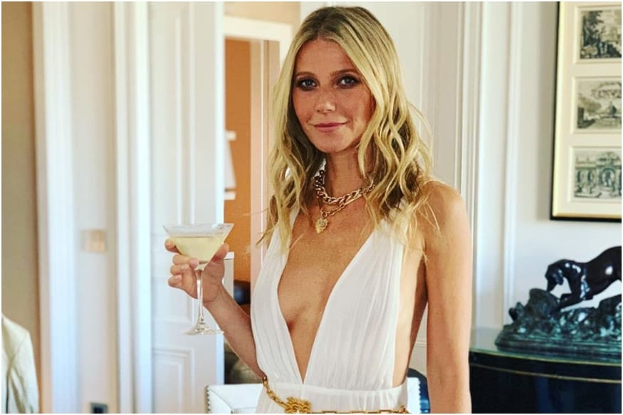 Gwyneth Paltrow Draws Feminist Ire Over Nude Pic Posted on Lifestyle Brand's Insta Page