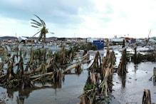 Rains, Wind Lashes North and South Carolina as Hurricane Dorian Nears US East Coast