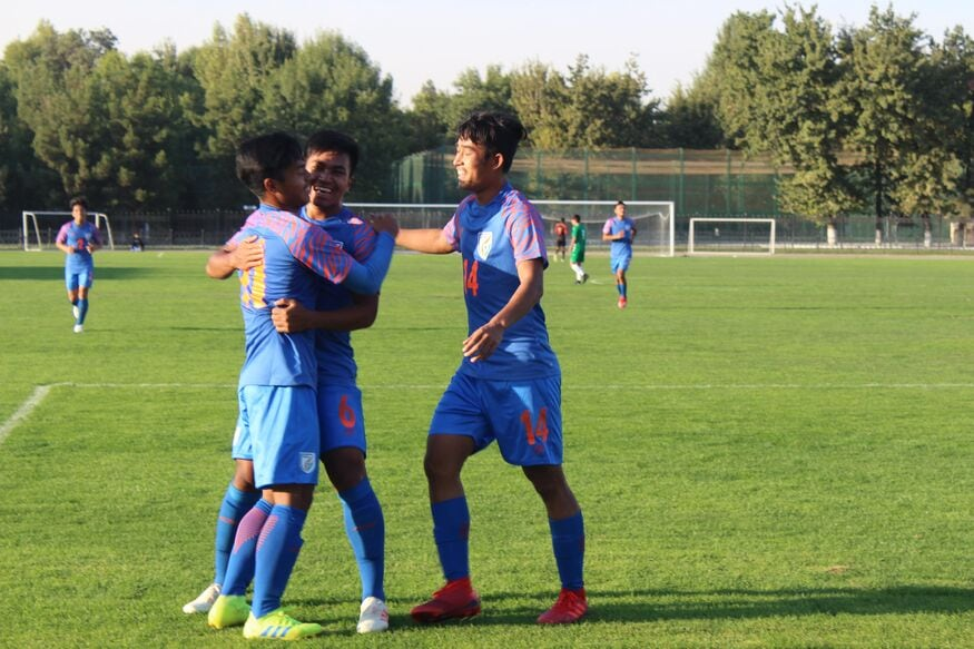 India Begin AFC U16 Championship Qualifiers with 5-0 Hammering of Turkmenistan