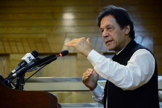 Pakistan PM Imran Khan. (Reuters file photo)