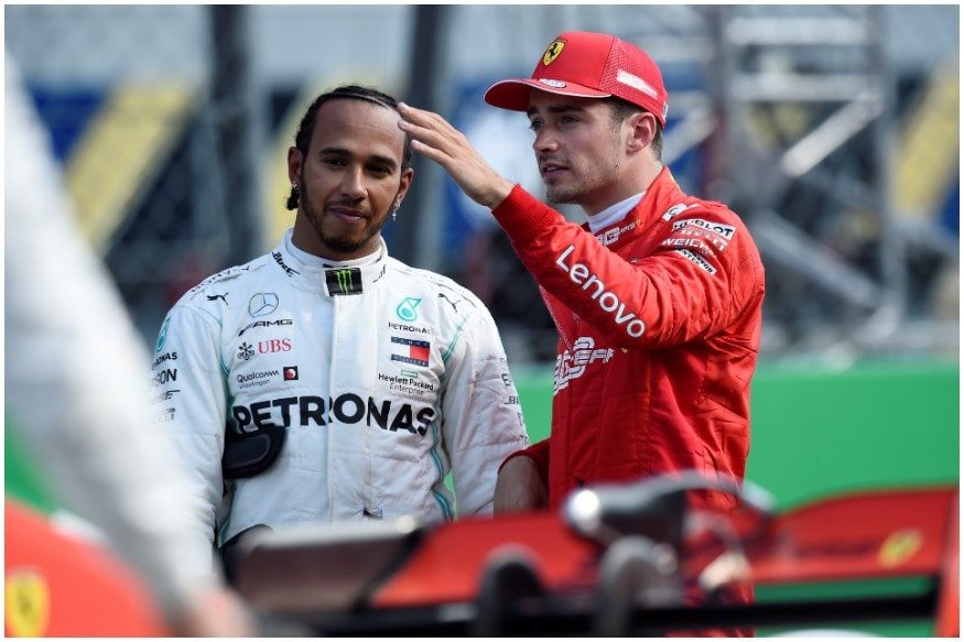 Mercedes Chief Blasts Qualifying Mess as Charles Leclerc Take Italian GP Pole