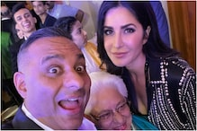Russell Peters Asks Katrina Kaif 'Why So Serious' on His Birthday