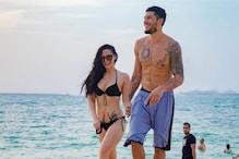 Krishna Shroff Posts Stunning Beach Pictures with Boyfriend Eban Hyams