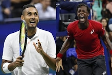 US Open: Nick Kyrgios Ousted by Relentless Andrey Rublev, Gael Monfils Show Continues
