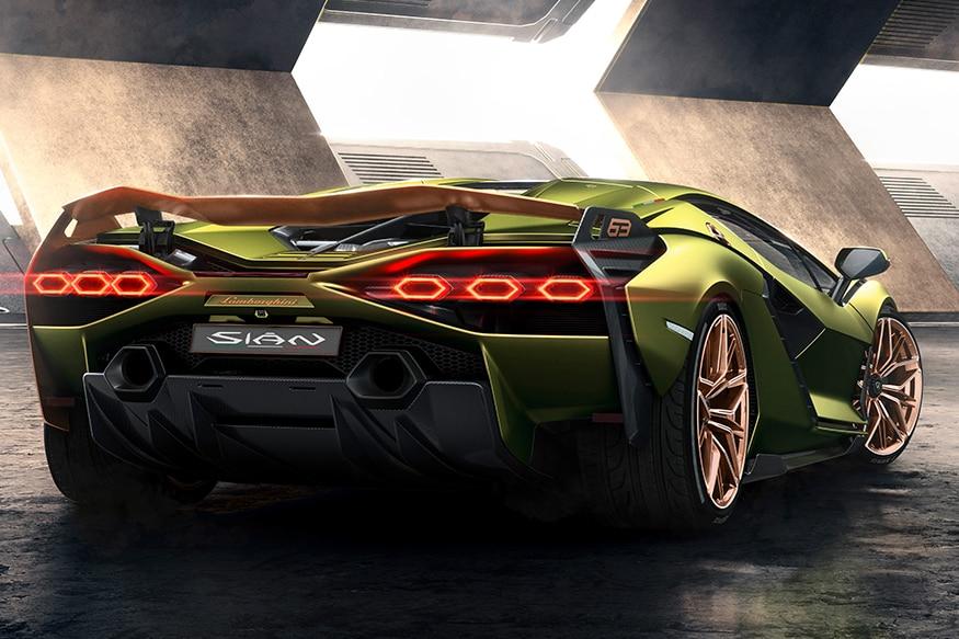 Lamborghini-Sian-Rear