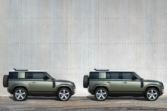 Land Rover Defender. (Image source: Land Rover)