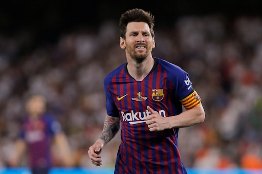 File photo of Lionel Messi. (Photo Credit: Reuters)