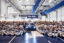 Maserati Ghibli Touches 1 Lakh Production Mark Globally