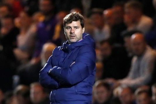 Mauricio Pochettino. (Photo Credit: Reuters)
