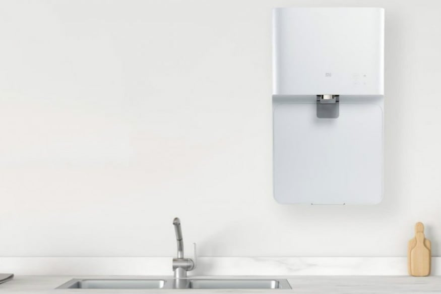 Mi Smart Water Purifier Launched in India at Rs 11,999: Here's How it Works