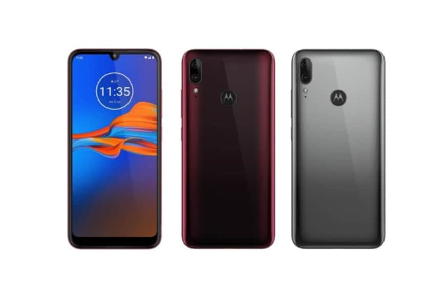 Motorola Launches the Affordable Moto E6s in India at Rs 7,999