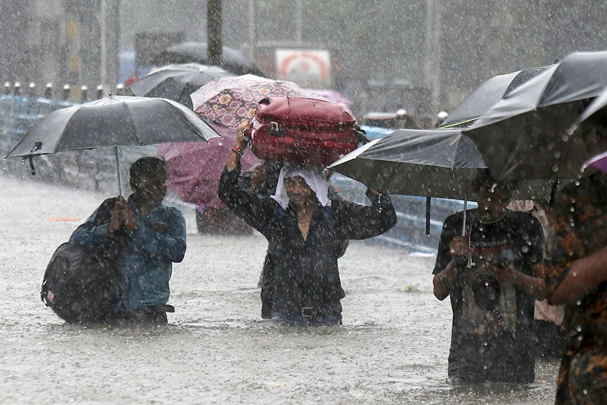 Mumbai Rains: IMD Predicts Heavy to Very Heavy Rainfall