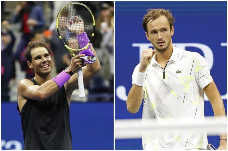 Us Open 2019 Final Live Streaming Rafael Nadal Vs Daniil Medvedev When And Where To Watch Live Telecast News18 News On Cards