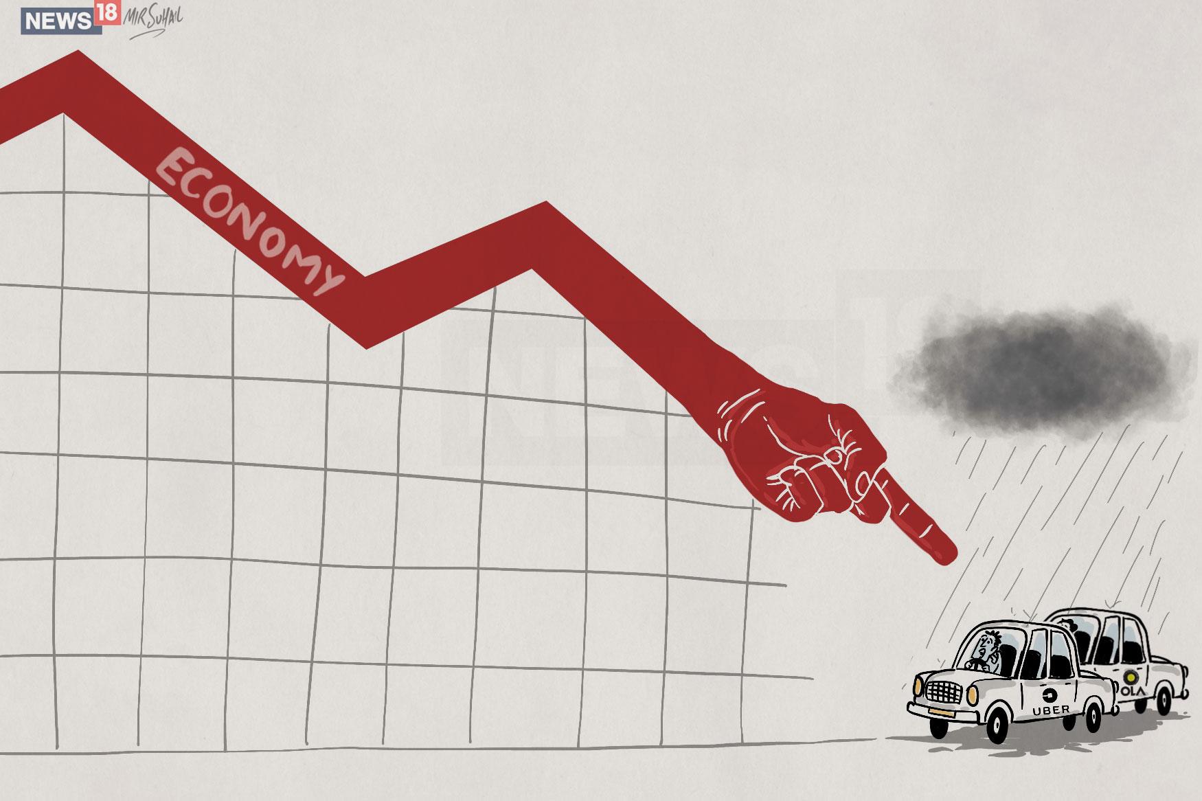 Day after Sitharaman's Millennial Remark, Maruti Suzuki Says Opting for Ola, Uber Not Big Factor Slowdown