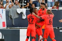 Kylian Mbappe Returns From Injury to Assist Neymar for Goal as PSG Beat Bordeaux