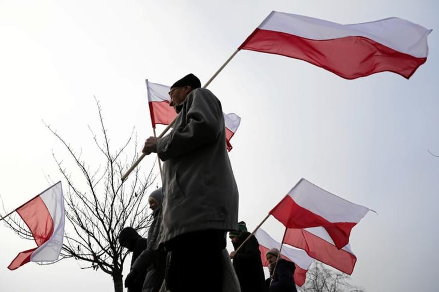 Poland Marks 80th Anniversary of World War Two Amid Campaigns of 'Historical Politics'