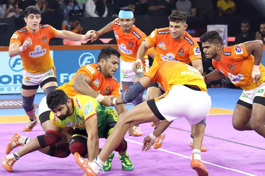 Pro Kabaddi League 2019 Live Streaming: When and Where to Watch Puneri Paltan vs Tamil Thalaivas Live Telecast