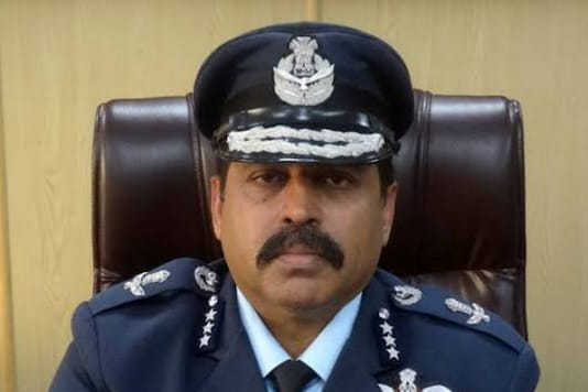 File image of IAF Chief RKS Bhadauria.