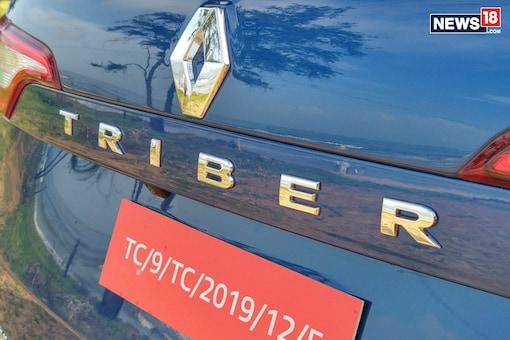Renault  Triber. (Image: Arjit Garg/News18.com)