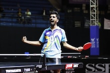 Year of Many Firsts for Sathiyan Gnanasekaran as He Takes Over the Mantle From Sharath Kamal