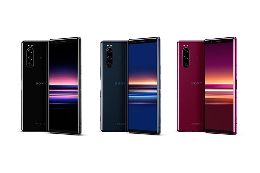 IFA 2019: Sony Xperia 5 Goes Official With 6 1-inch OLED