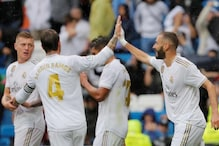 La Liga: Real Madrid Hang on for Win Over Levante after Karim Benzema Brilliance