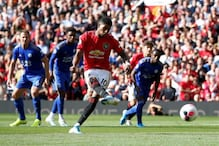 Premier League: Marcus Rashford Penalty Gives Manchester United Edge Over Leicester City