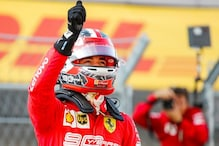 Formula One: Ferrari's Charles Leclerc Emulates Michael Schumacher with Fourth Pole in a Row at Russian GP