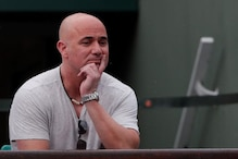 Andre Agassi Finds Few Places of Comparison in Modern 'Aggressive' Field