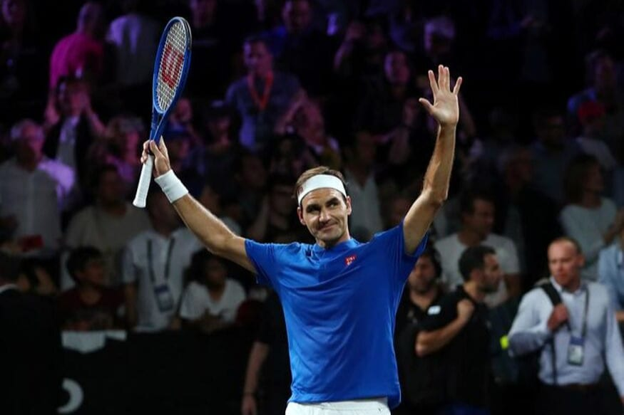 Laver Cup: Roger Federer Hails Home Crowd, Says Happy he Didn't Retire 'Long Time Ago'