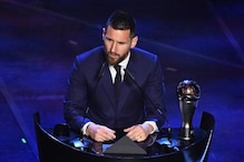 Nicaraguan FA Apologises for FIFA Awards-Lionel Messi Controversy