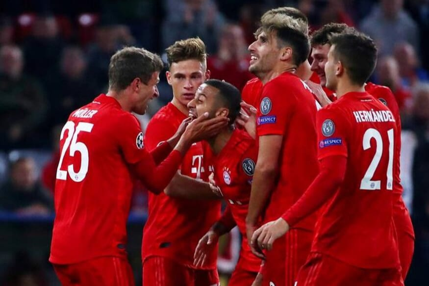UEFA Champions League: Dominant Bayern Munich Get Easy Win Over Red Star Belgrade