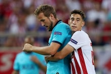 UEFA Champions League: Olympiakos Hit Back to Draw 2-2 with Tottenham Hotspur