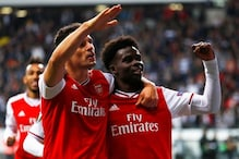 Europa League: Arsenal Run Riot in Eintracht Frankfurt as Yongsters Shine for Unai Emery