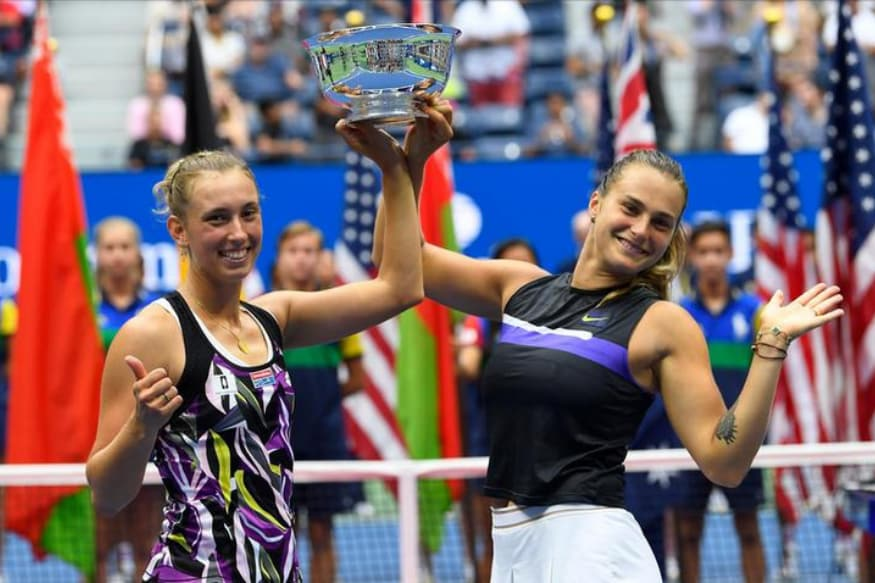 US Open 2019: Elise Mertens and Aryna Sabalenka Win Women's Doubles Crown