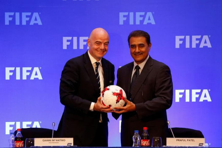2020 Women's U-17 FIFA World Cup to be Held in India from November 2-21